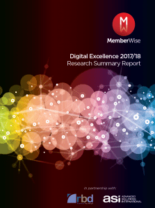 Digital Excellence 2017 Report