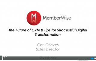 The Future of CRM & Tips for Successful Digital Transformation