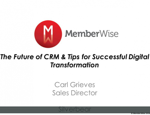 The Future Of CRM & Tips for Successful Digital Transformation (Silverbear)