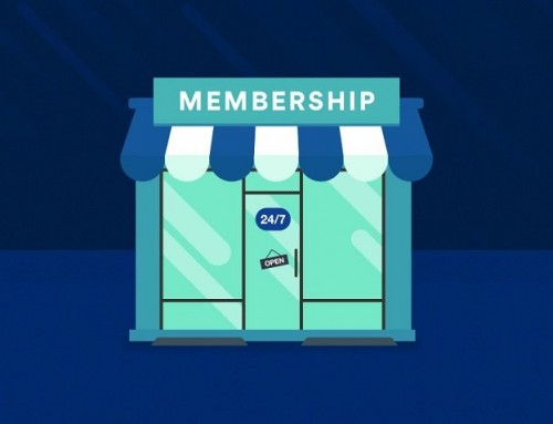 Optimising Online New Member Acquisition – It's all about having a shop window, shelves and an open door