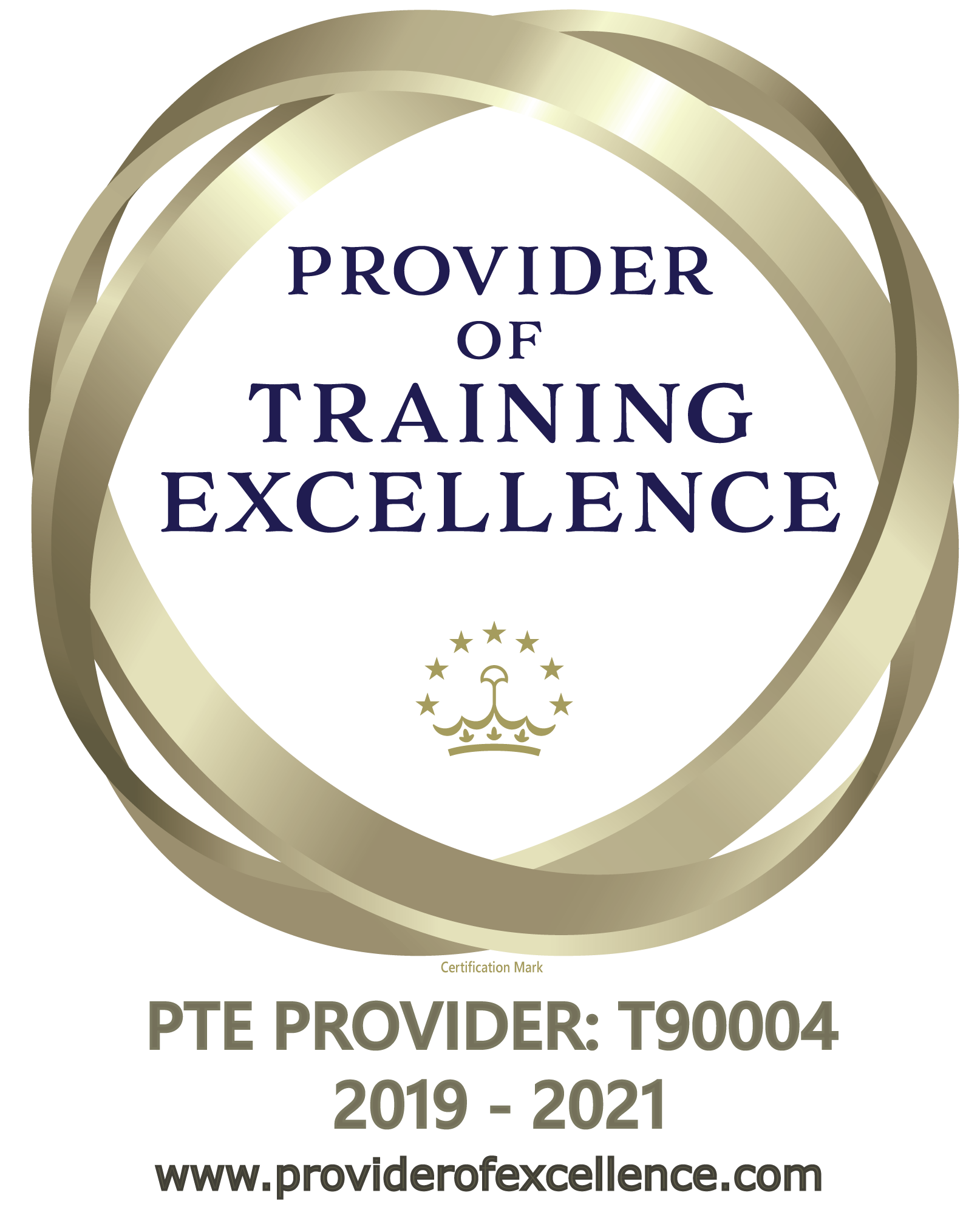 Provider of Training Excellence