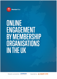 Online Member Engagement Report