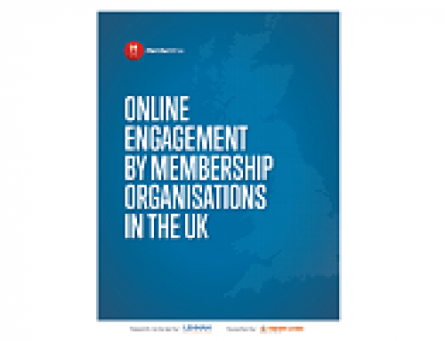 Online Member Engagement Report Launched (in partnership with Higher Logic)