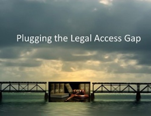 Plugging the Legal Access Gap