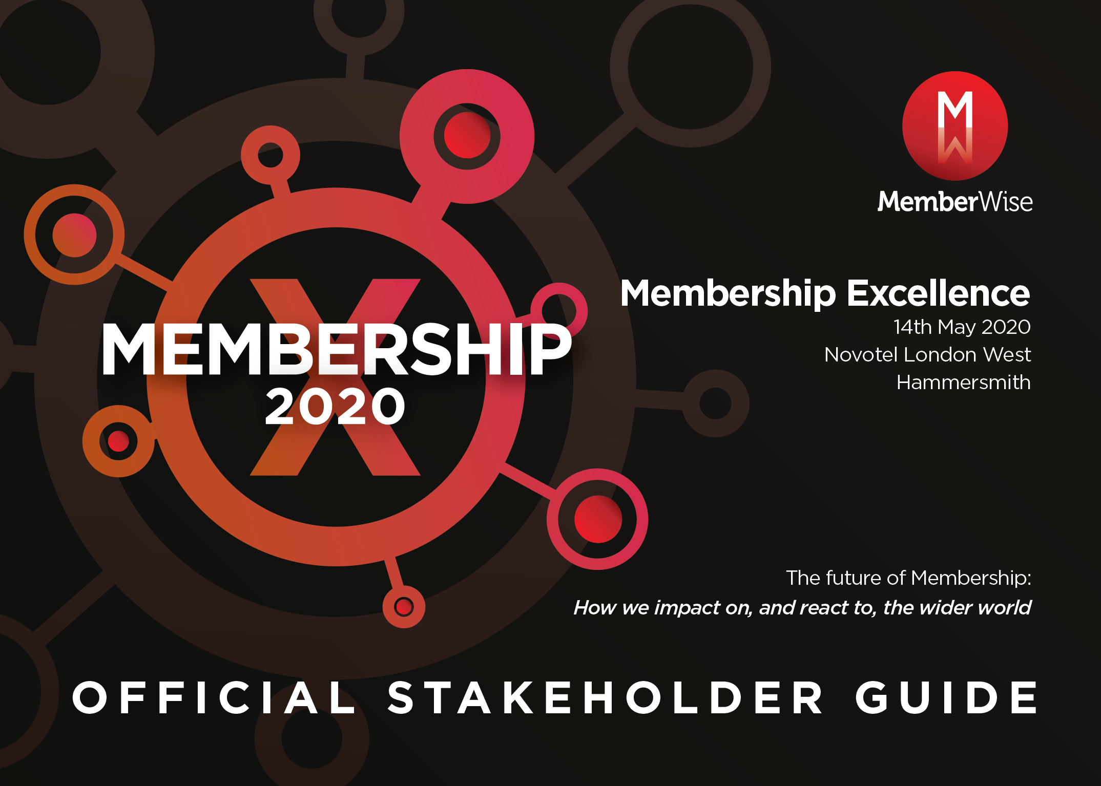 Official Membership Excellence 2019 Stakeholder Guide